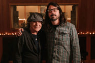 Dave Grohl Tells AC/DC's Brian Johnson He Wants to Quit Foo Fighters After Every Tour