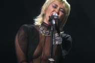 Miley Cyrus Channels Her Inner Debbie Harry With 'Heart of Glass' Cover