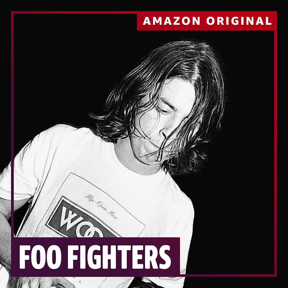 Foo Fighters' Dave Grohl in 1996
