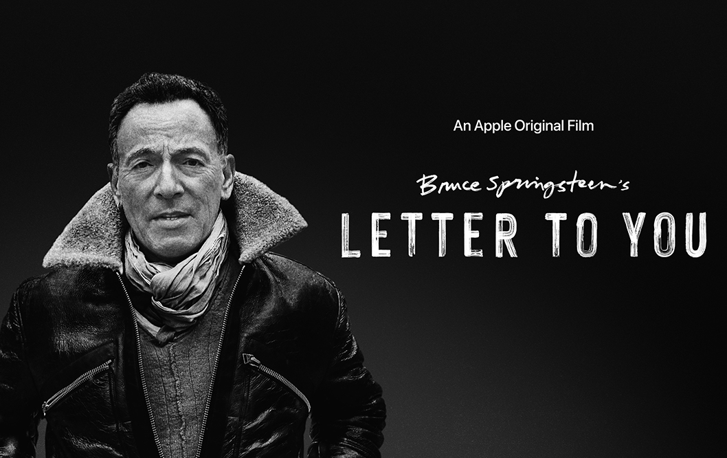 Bruce Springsteen's 'Letter to You'