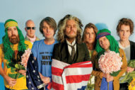 Flaming Lips Perform First Socially Distanced Show With Audience in Plastic Bubbles