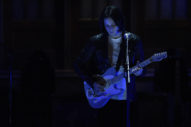 Jack White Buys Busker New Guitar After Jerk Smashes Old One