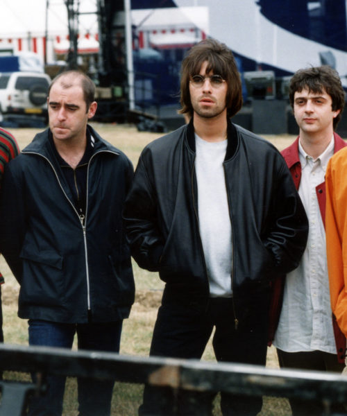 Oasis: Looking Back on (What's The Story) Morning Glory? at 25