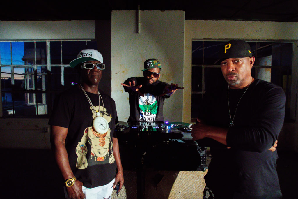 Public Enemy Share Animated Video for 'Grid' Featuring George Clinton and Cypress Hill