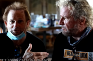 Sammy Hagar and Michael Anthony Share Video Tribute to Eddie Van Halen