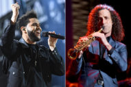The Weeknd Teams With Kenny G for Jazzy 'In Your Eyes' Remix