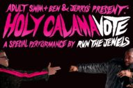 Run The Jewels' <i>Holy Calamavote</i> TV Special to Feature Zack De La Rocha, Mavis Staples and Josh Homme