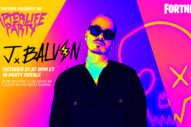<i>Fortnite</i> and J Balvin Team Up for the Afterlife Party Digital Concert on Halloween