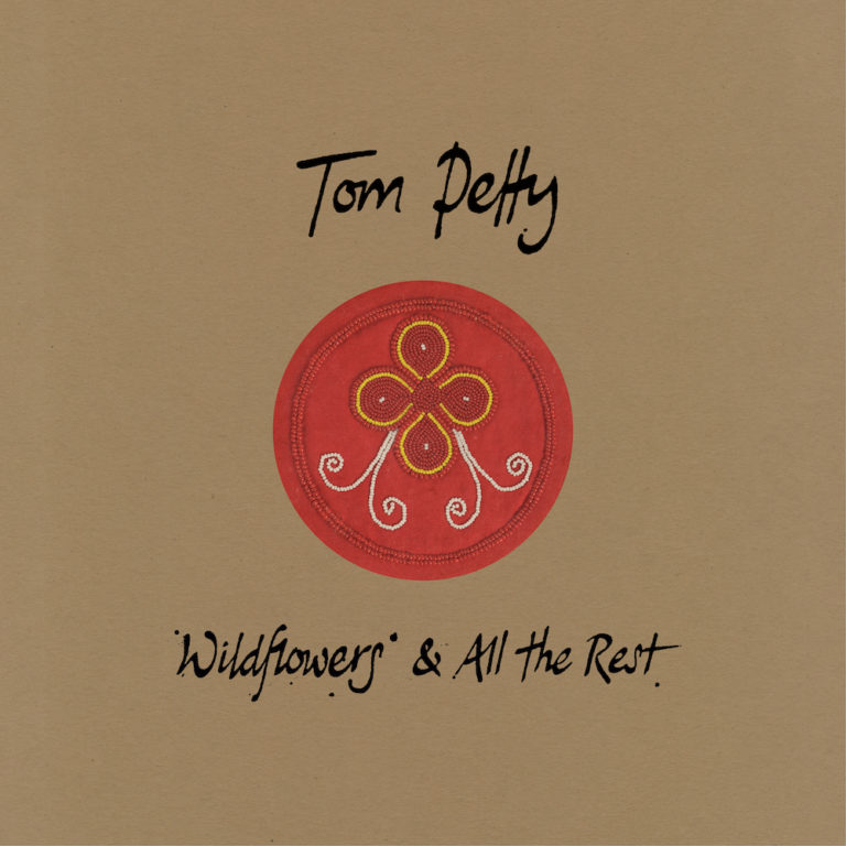 Tom Petty Wildflowers Reissue cover