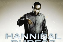 Hannibal Buress, 'Animal Furnace' (Comedy Central)