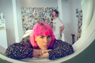 In My Room: Grouplove's Christian Zucconi and Hannah Hooper