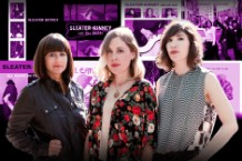 sleater-kinney, no cities to love, dig me out, the woods, one beat, the hot rock, every sleater-kinney song ranked