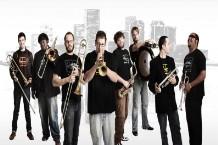 No BS! Brass Band / Photo by Adam Ewing