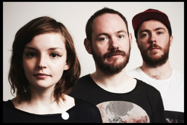 Chvrches Whitney Houston cover I'ts Not Right But It's Okay