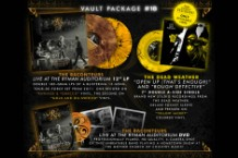 New Dead Weather Raconteurs Live Third Man Vault Package