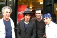 Jesse Malin & Friends Serve NYC Slice of Punk