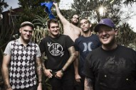 New Found Glory's Gilbert Healthy After Cancer Scare