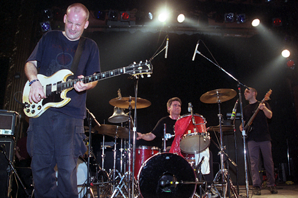 A Suggestion Dive Into Fugazi S Live Archive Now Spin