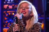 Ellie Goulding, Michael Bolton Impress on 'SNL'