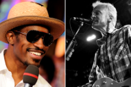 Andre 3000 & Beyonce Duet, New Fountains Tune