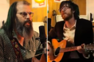 EXCLUSIVE: Steve Earle, Will Sheff Unplugged