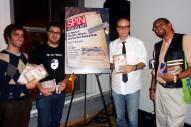 Jesse Malin Rocks SPIN Book Release Party!