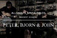 AllSaints Exclusive Peter, Bjorn and John Performance!