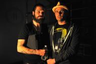 Biffy Clyro, Mark Danielewski Perform in L.A.