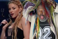 Da Dreads: Shakira on TV, George Clinton in Court