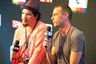 Thievery Corporation Chat with SPIN at Virgin FreeFest