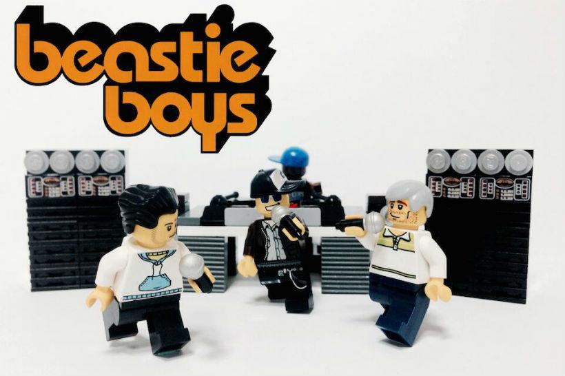 Lego Bands Photos Beastie Boys Adly Syairi Ramly
