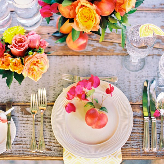 20 Clever Ideas For Stellar Spring Table Decor
