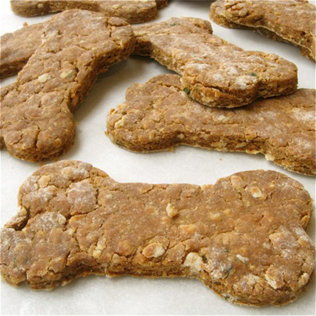 Homemade Natural Dog Biscuit Recipes