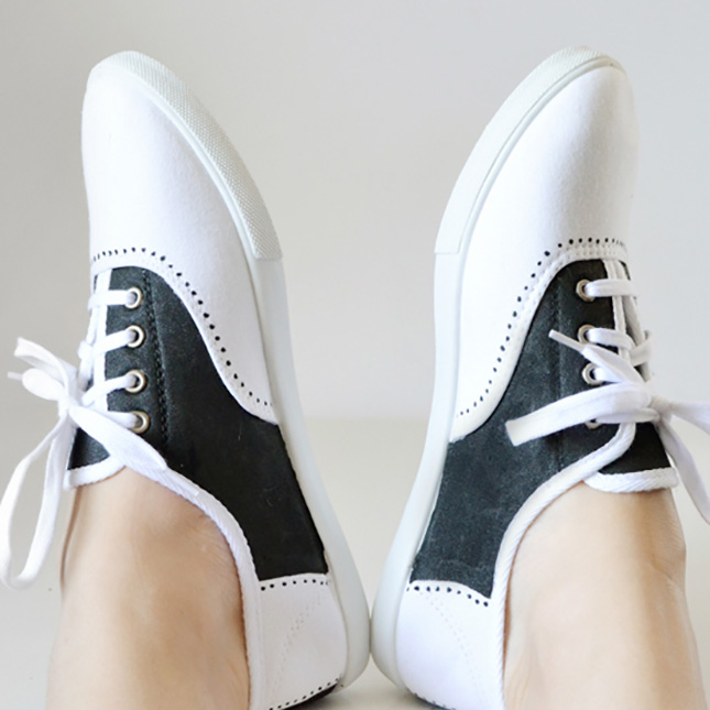 Decorate Your Own Tennis Shoes