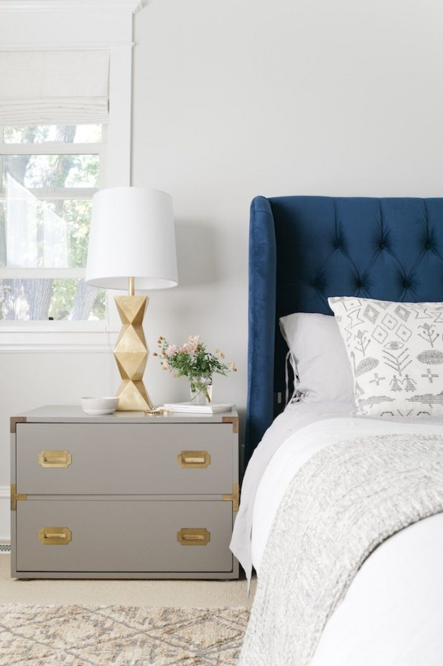 30 Ways to Style Your Bedside Table | Brit + Co