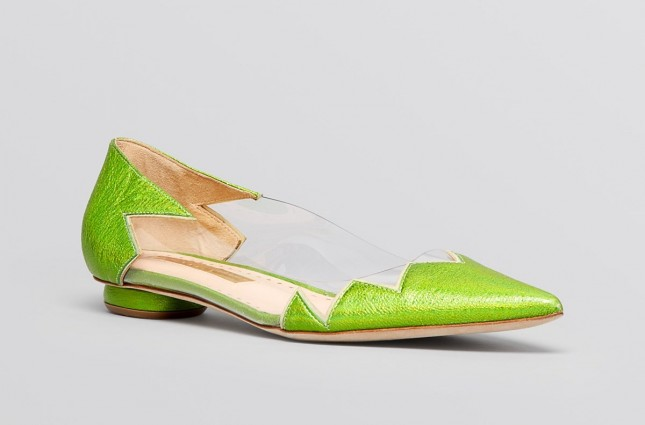 15 Pairs Of Transparent Shoes That Are Clearly Awesome