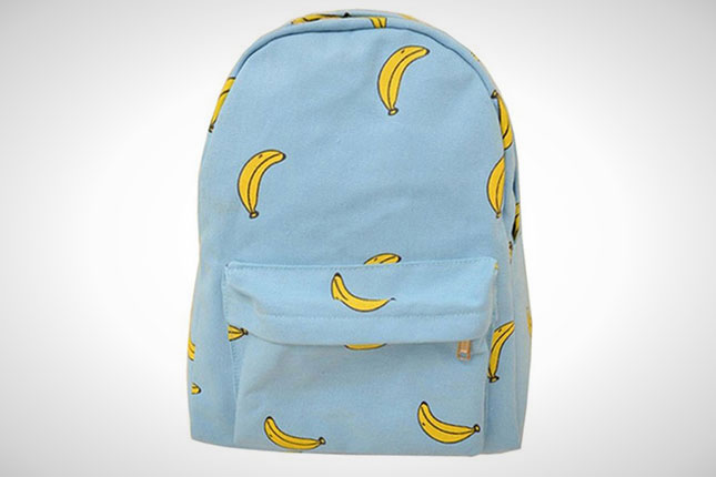 Backpack 8848 Bana: 31 Ways To Do Fruit Print So Right