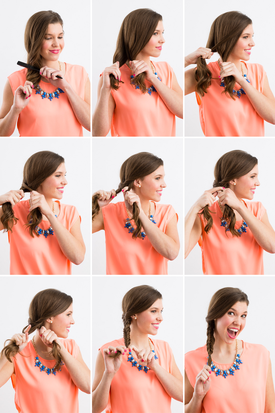 Braiding 101: Fishtail, French and Dutch Inside-Out Braids ...