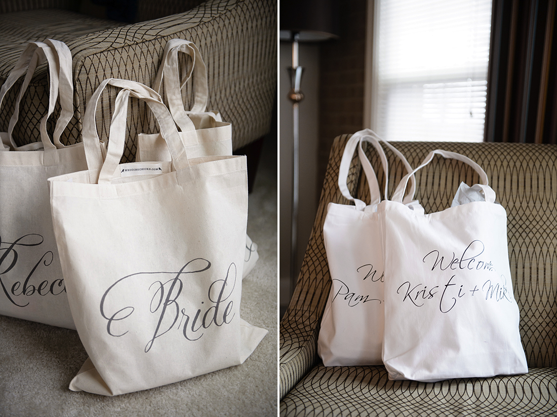 Gift Ideas For Wedding Guests At Hotel: DIY Weddings: A Blogger's Elegant Industrial Affair