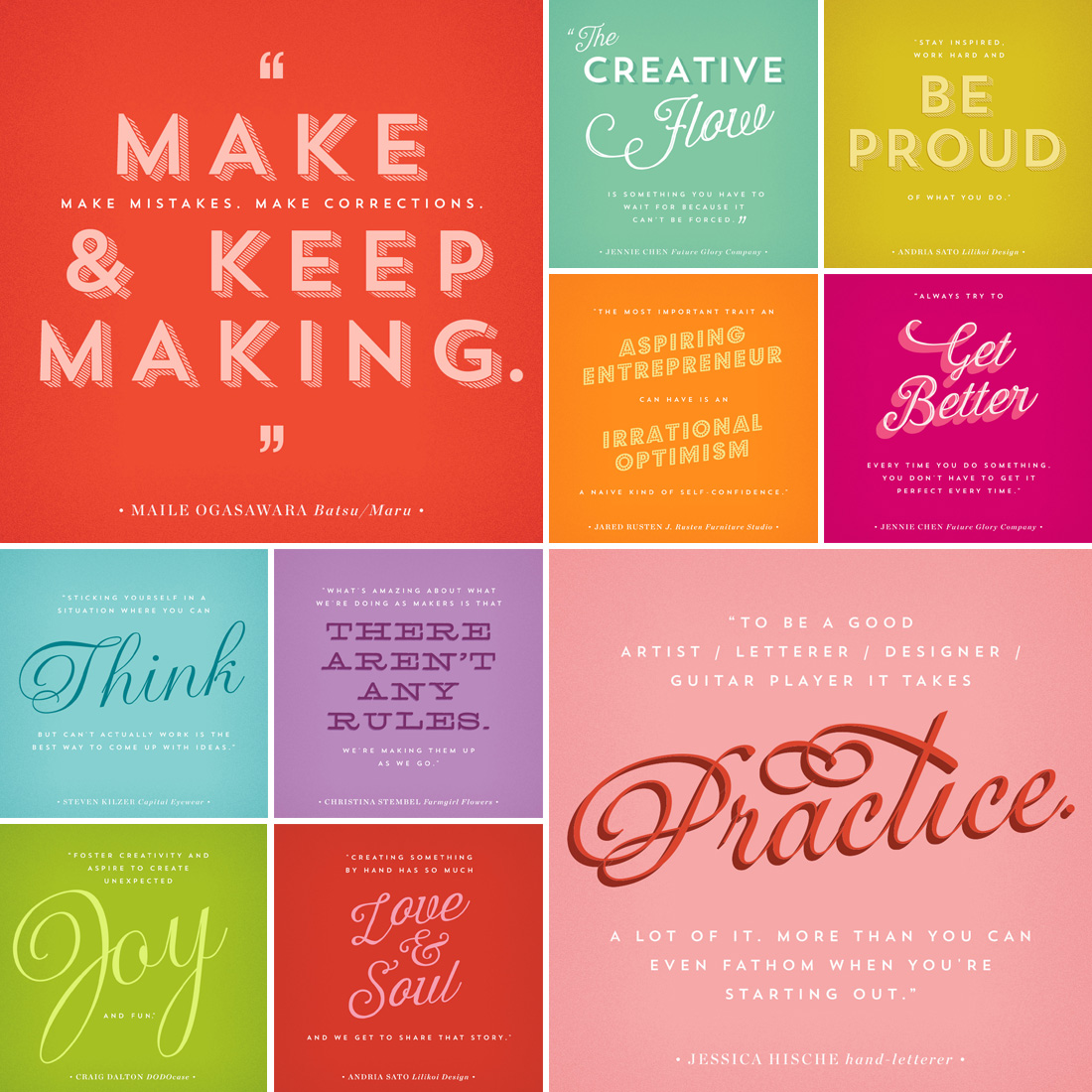 #iamcreative: 10 Quotes About Creativity | Brit + Co
