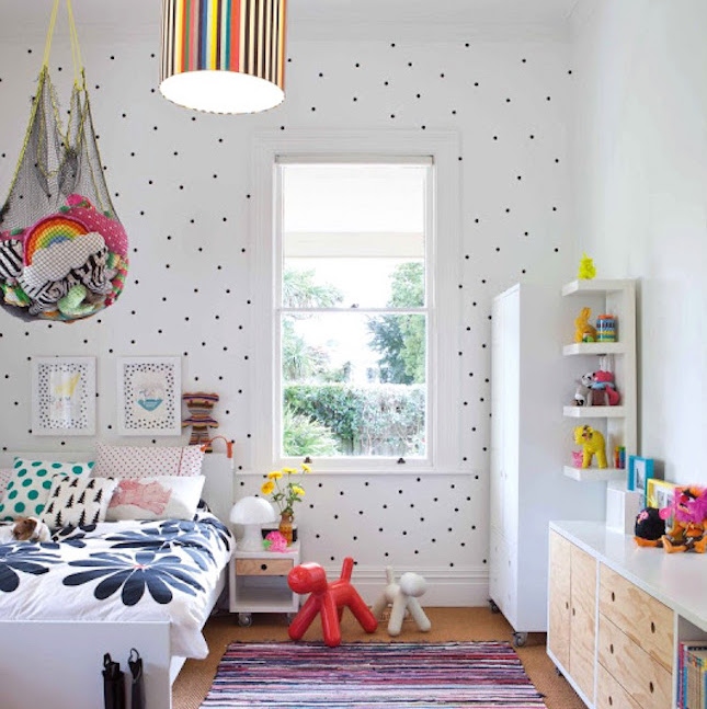 Fun Kids Rooms: 17 Cool + Colorful Ways To Organize Your Kids' Room