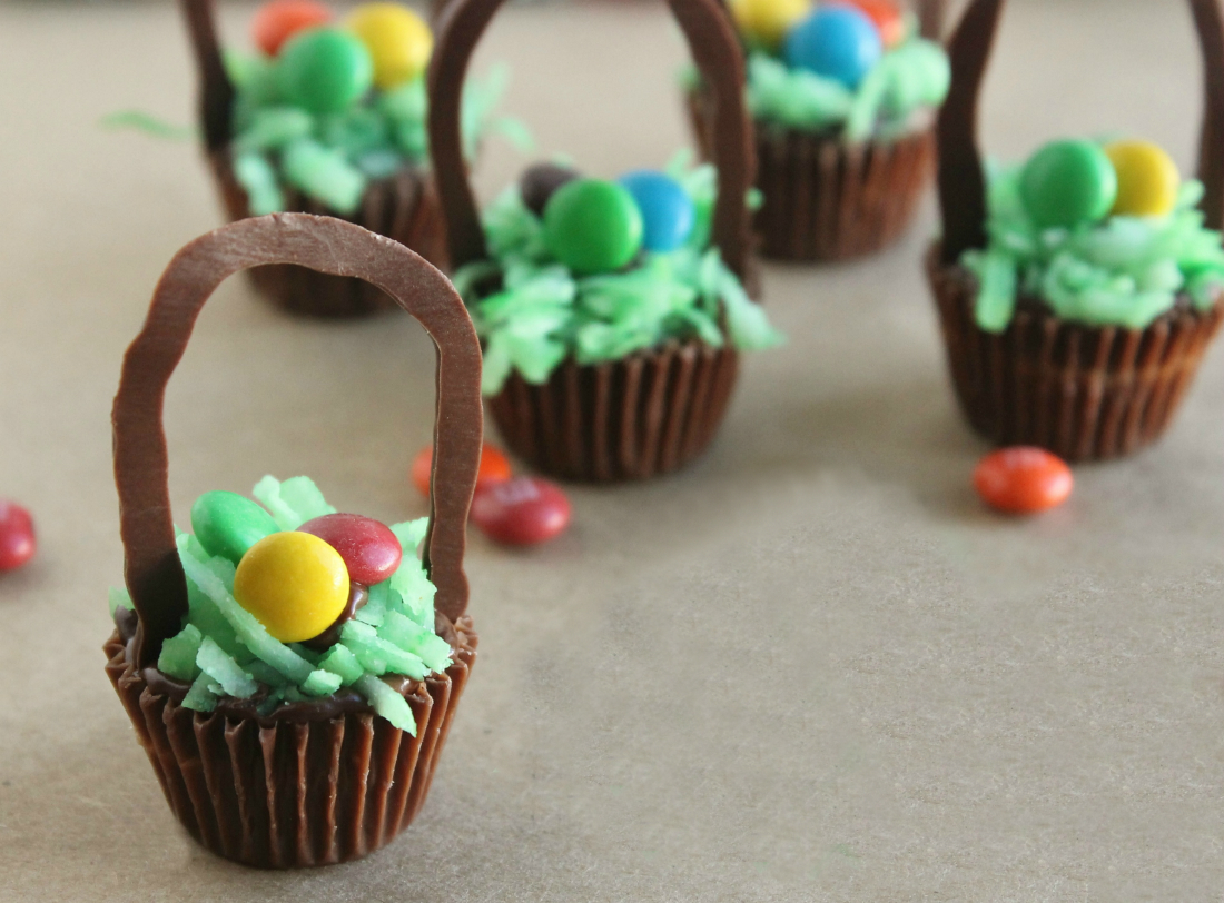 12 Edible Easter Baskets To Satisfy Your Sweet Tooth