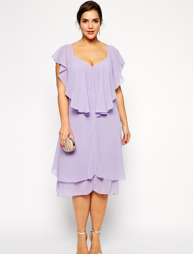 Plus Size Dresses for Women to Wear to Spring Weddings ...