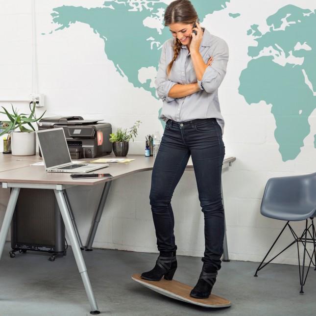 Forget Standing Desks Surfing Desks Are The Latest Work