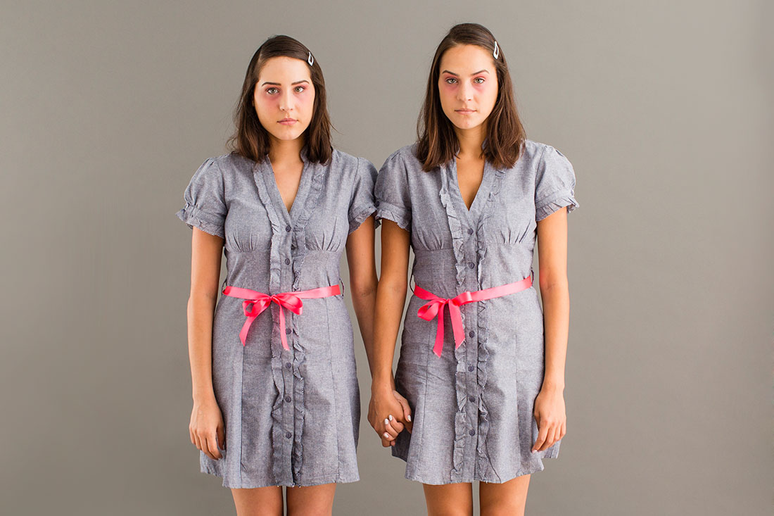 Halloween Costume Ideas For Girls With Short Hair.5 Genius Easy Halloween Costume Ideas For Twins