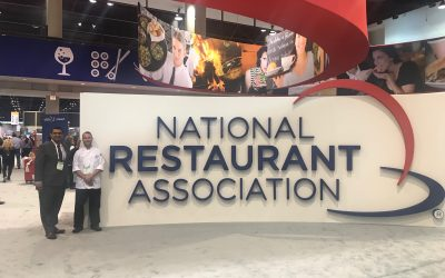 Robots, Robots Everywhere at the National Restaurant Association Show!