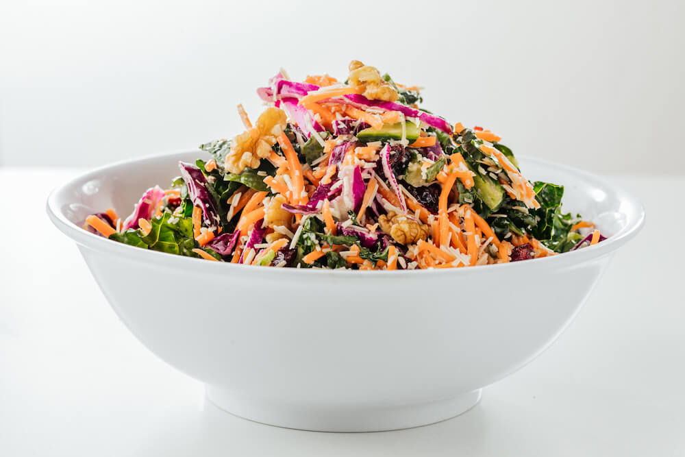 Six Simple Steps to Build a (Nutritious!) Salad You'll Love