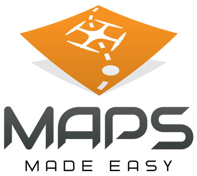 Maps Made Easy Orthophoto Georeferencing