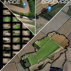 Maps Made Easy Georeference Georeferencing