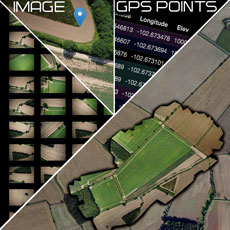 Maps Made Easy Ground Control Points GCPs